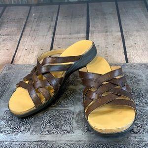 Ariat Leather Crisscross Sandals Size 11